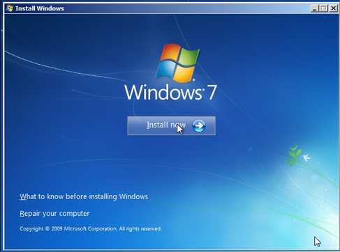 Windows 7 free trial download