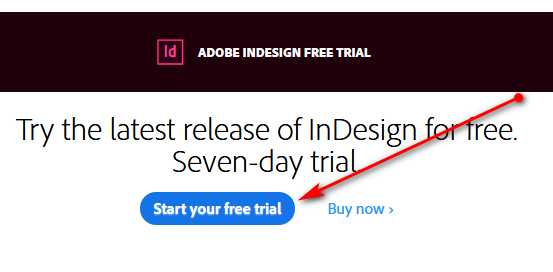 Adobe InDesign Free Trial Download (Mac/Windows 7, 10