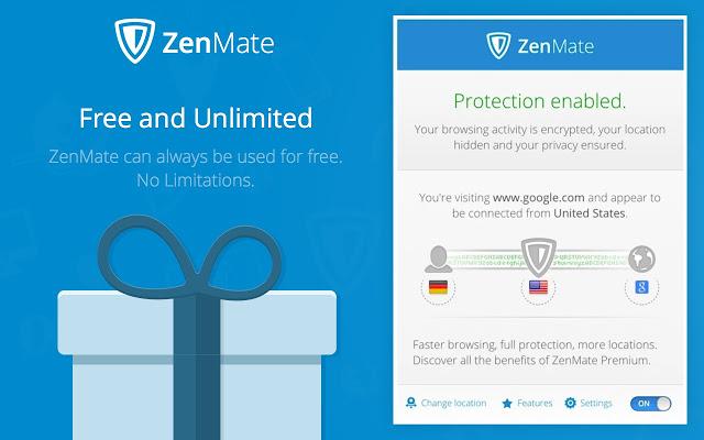 Zenmate free