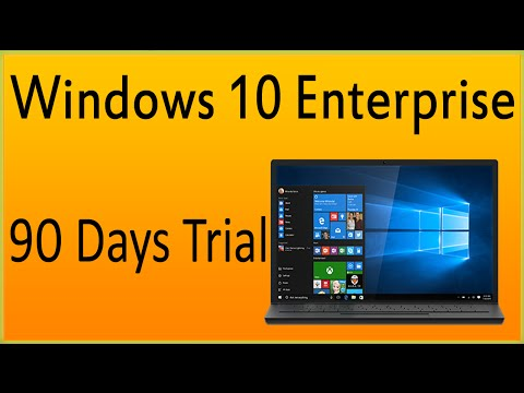 windows 10 free trial download