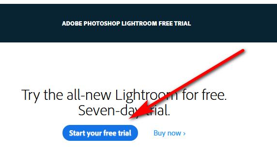 Adobe Lightroom Free Trial Download (Windows/Mac) » Trial Software