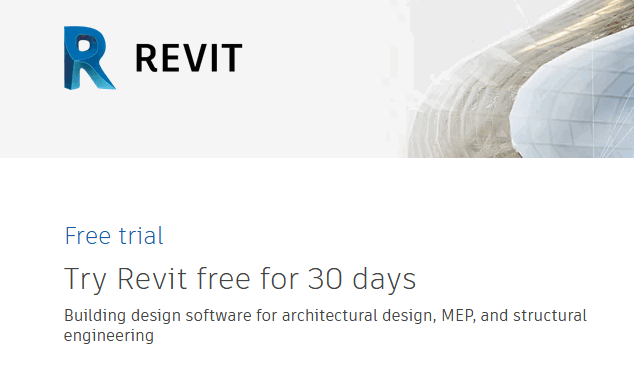 Autodesk Revit Free Trial