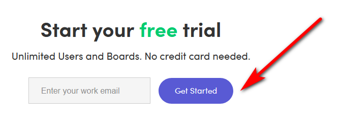 Monday free trial
