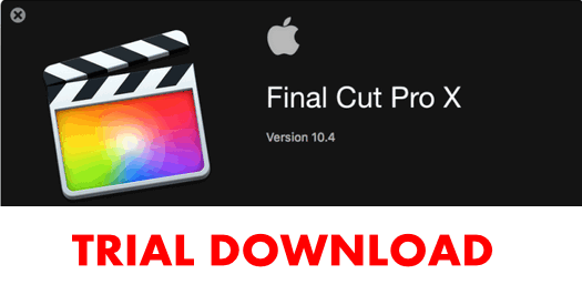 download final cut pro free trial