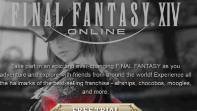 final fantasy xiv free trial