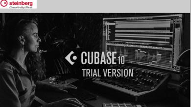 Cubase free trial
