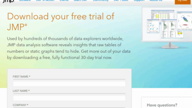 JMP free trial download