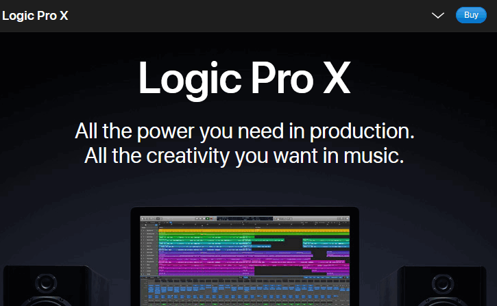 logic pro x free trial for mac