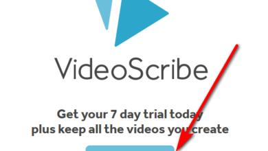 Start Videoscribe free trial