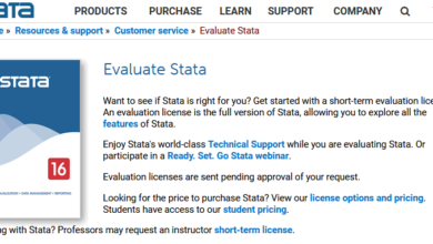 Stata Free Trial