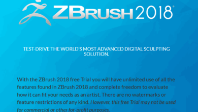 Zbrush free trial