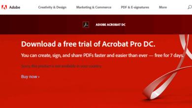 adobe pdf editor free trial