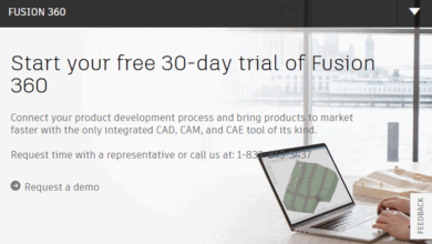 Fusion 360 free trial