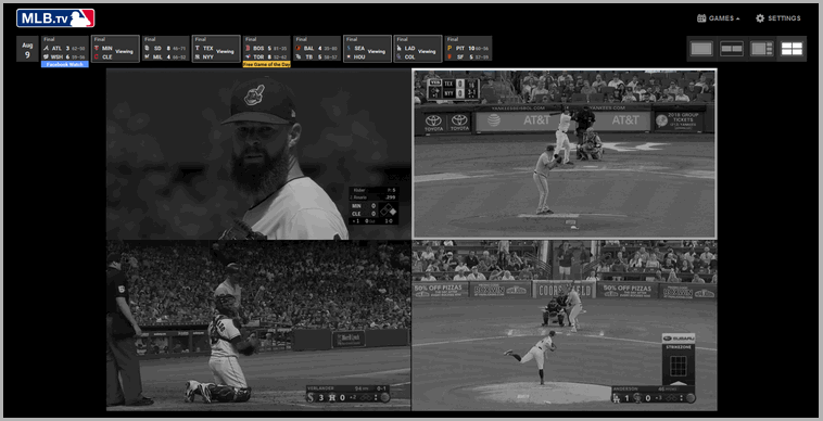 MLB TV free trial