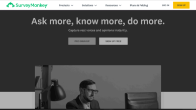 SurveyMonkey free trial