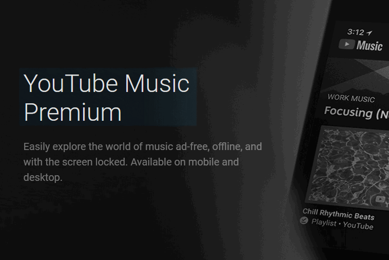 Youtube Premium free trial