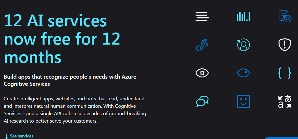 Azure free benefits