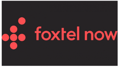 Foxtel Now Logo