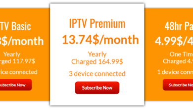 IPTV Reseller pricing