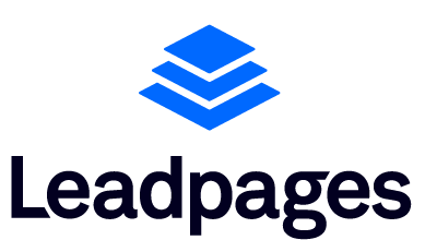LeadPages Logo shot